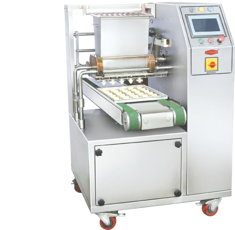 SERVO ADVANCE MODEL COOKIES & CAKES DEPOSITOR